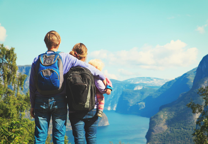 Как да се приготвиш за пътуване с бебето